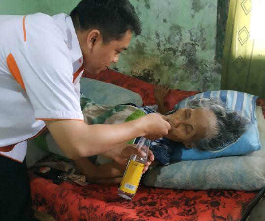mbah Supi, Seorang Diri yang Berdoa Agar Segera Berjumpa Sang Ilahi