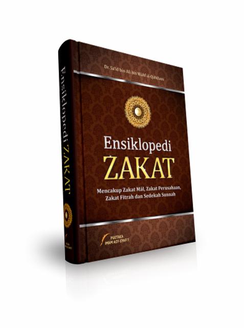 Buku Ensiklopedia Zakat