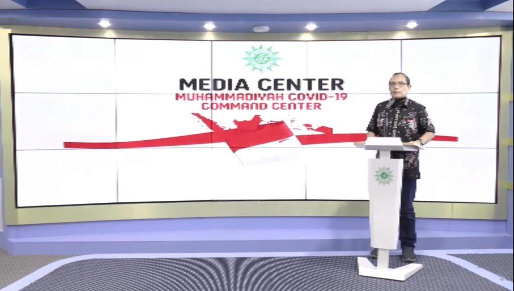 Agus Samsudin, Ketua MCCC PP Muhammadiyah