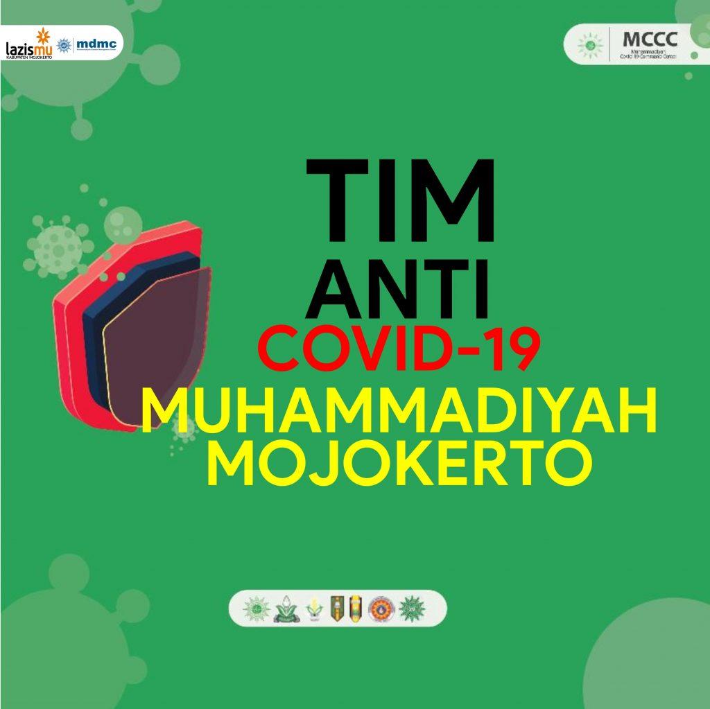 Tim Anti Covid-19 Muhammadiyah Mojokerto